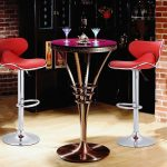 Bar Stools Counter Height Adjustable Bar Chairs With Back
