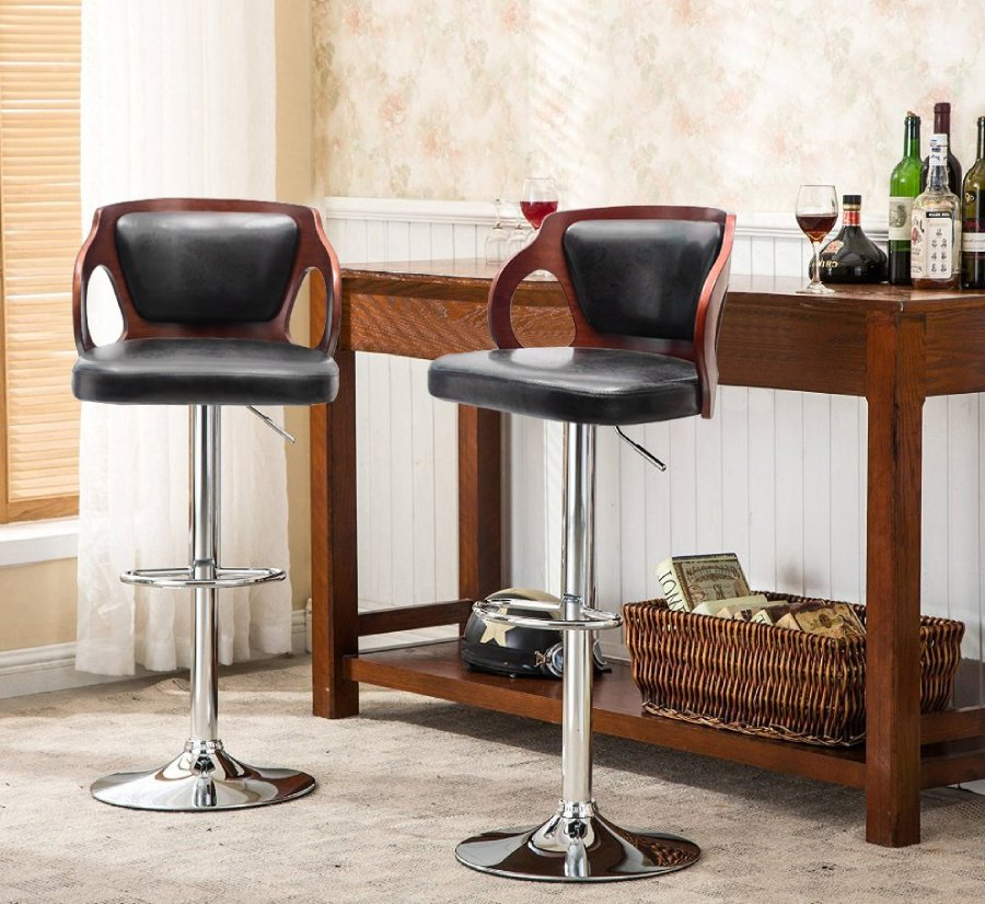 Extremely Comfy Bar Stool