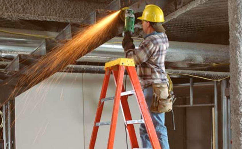 Ladder on Enterprise