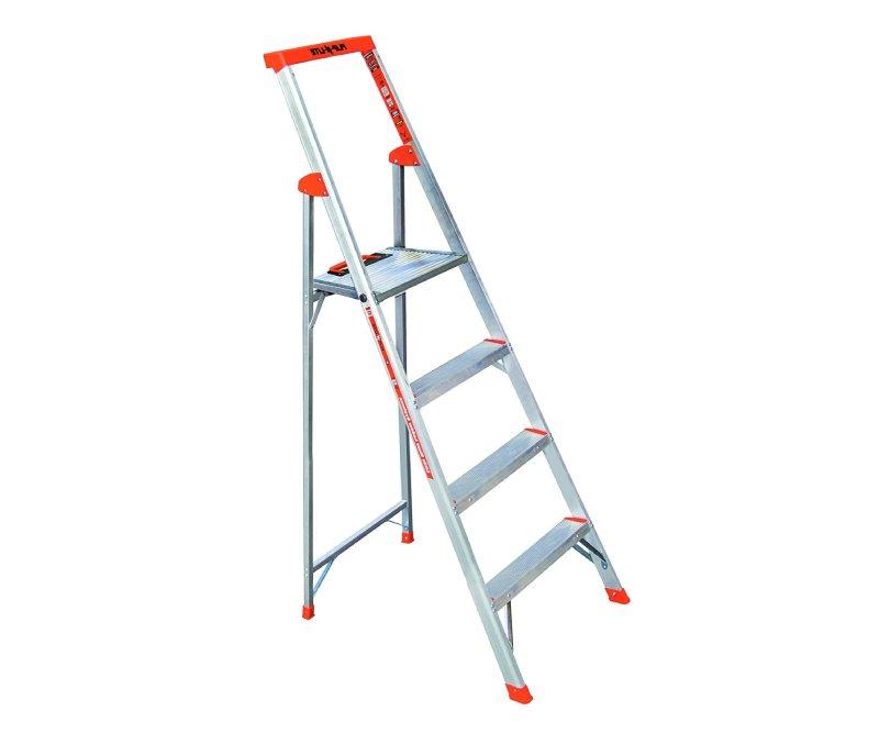 Flip-N-Lite-4 step ladder